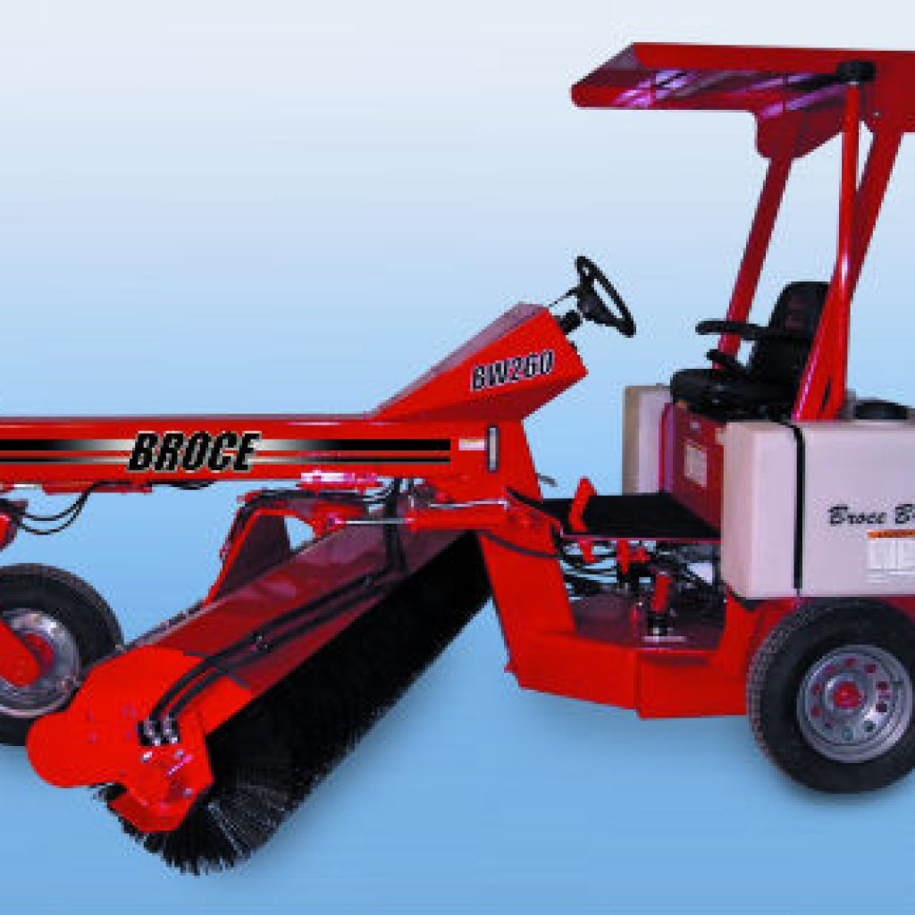 BW 260 broom