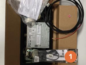 Broce Broom stereo install kit